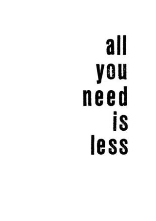 794 Relax and Succeed - All you need is less