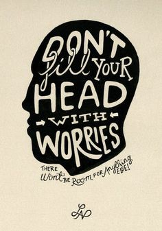 794 Relax and Succeed - Don't fill your head
