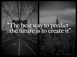 802 Relax and Succeed - The best way to predict the future