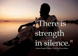 814 Relax and Succeed - There is strength in silence