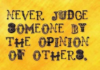827 Relax and Succeed - Never judge someone