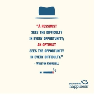 845 Relax and Succeed - A pessimist sees the difficulty