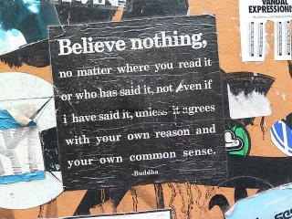 867 Relax and Succeed - Believe nothing