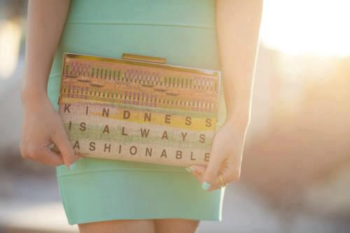 892 Relax and Succeed - Kindness is always fashionable