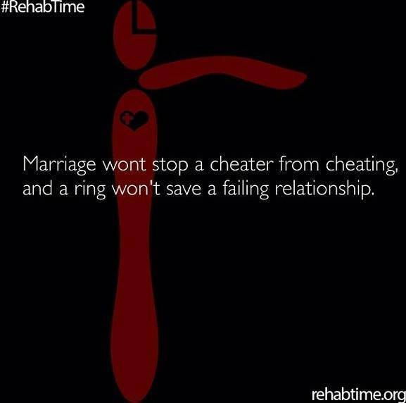 900 Relax and Succeed - Marriage won't stop a cheater