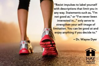 946 Relax and Succeed - Resist impulses to label yourself