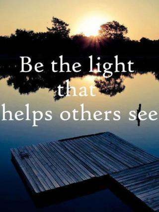 954 Relax and Succeed - Be the light