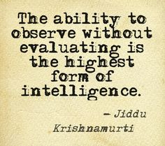 976 Relax and Succeed - The ability to observe without evaluating