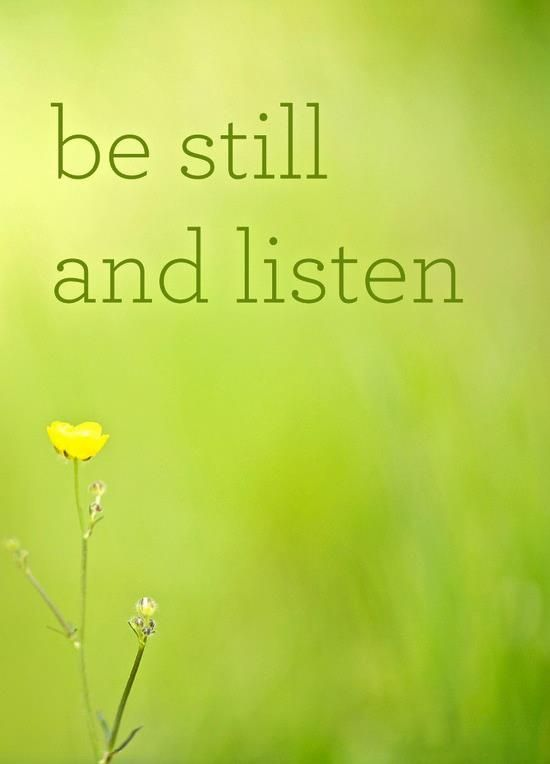 1098-relax-and-succeed-be-still-and-listen